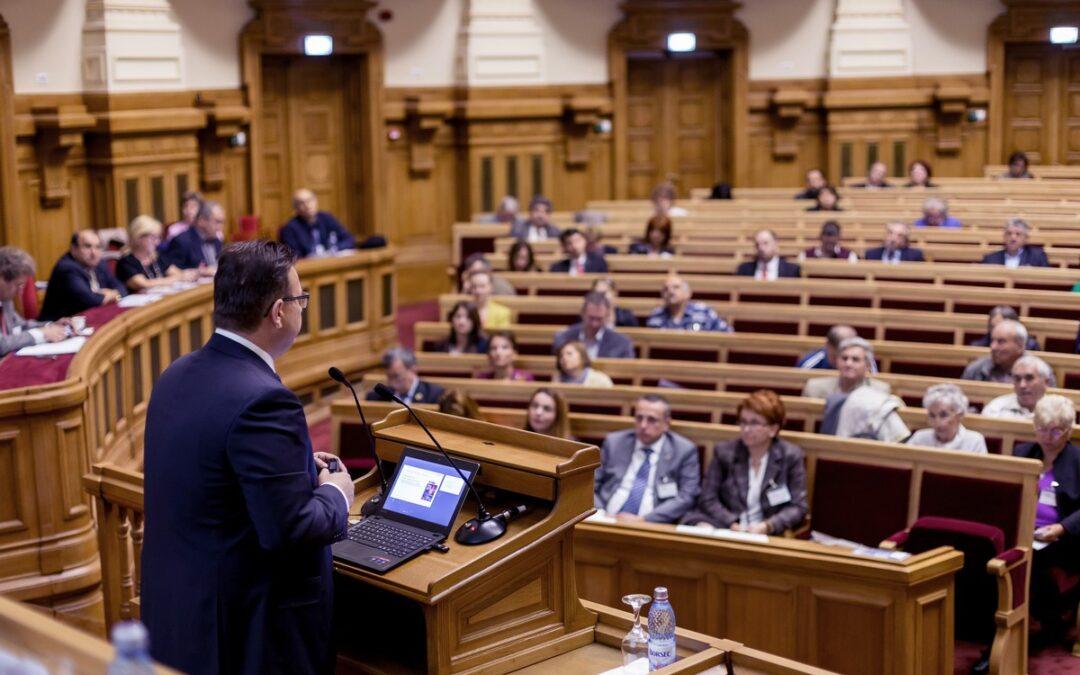 Fotografie de Conferinta – UPLR