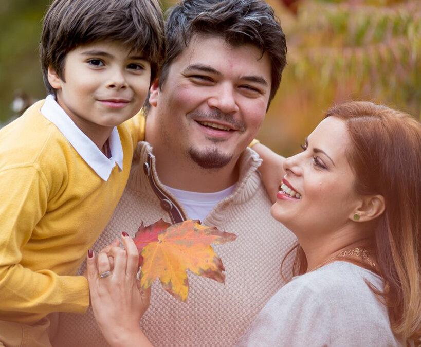 Fotografie de Familie – Andreea si Razvan