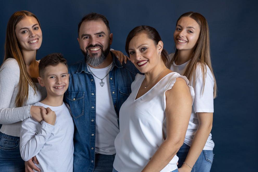 Fotografie de Familie – fam. Baptista